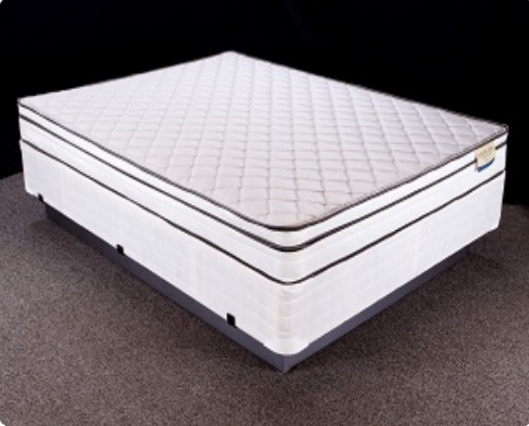 aquarius pillow top mattress
