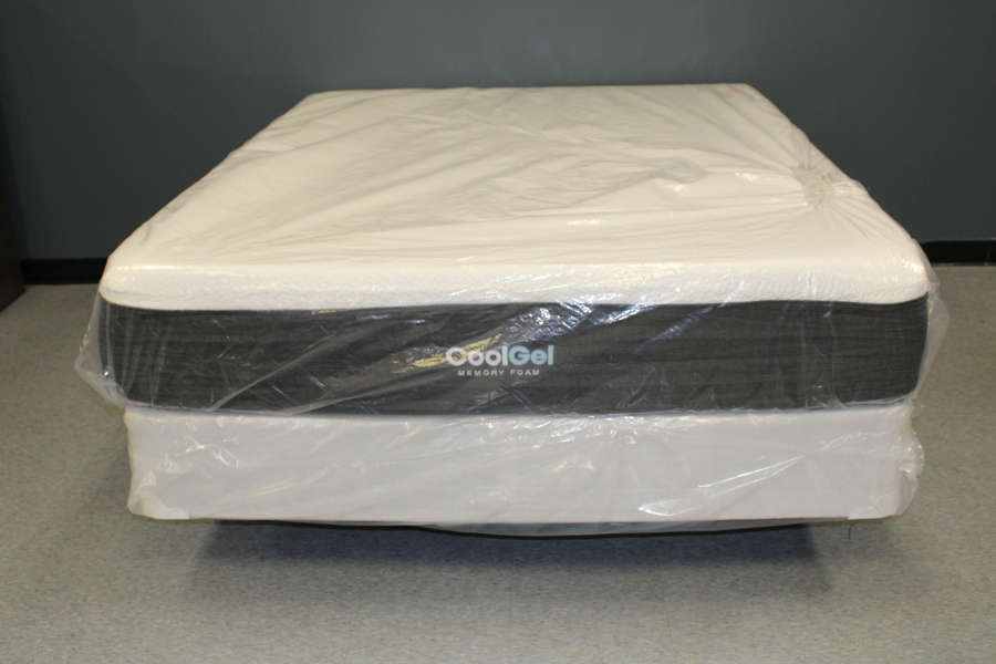 12 Inch Cool Gel Memory Foam California King Mattress