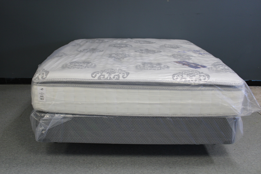 12 Hybrid Cool Gel King Mattress