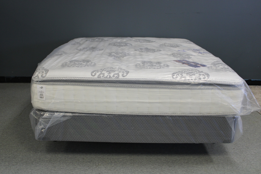 12 Hybrid Cool Gel Queen Mattress