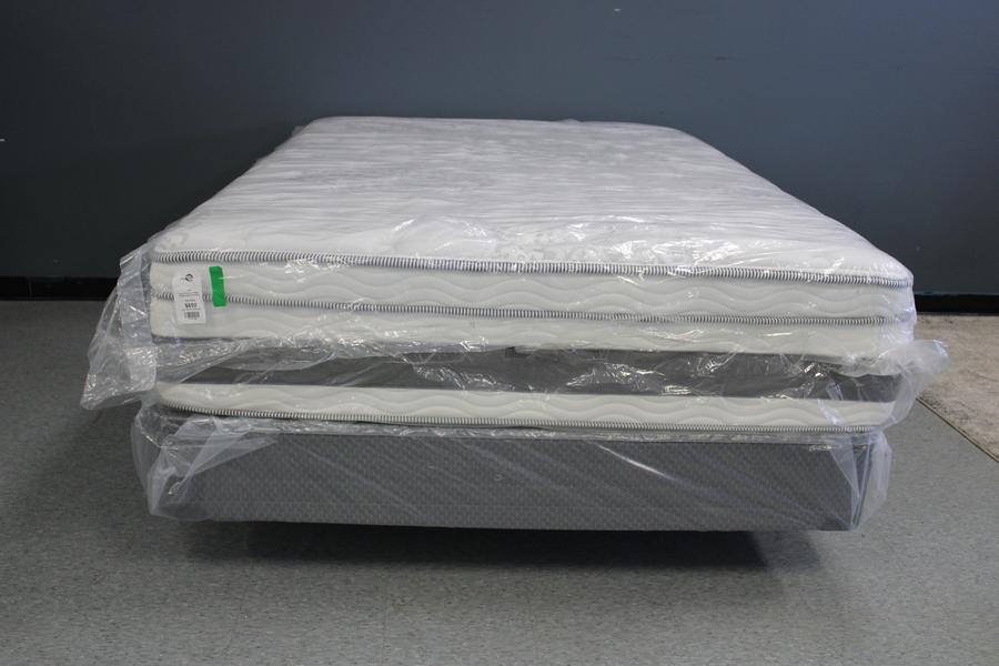 14 Latex Gel-Infused Hybrid King Mattress