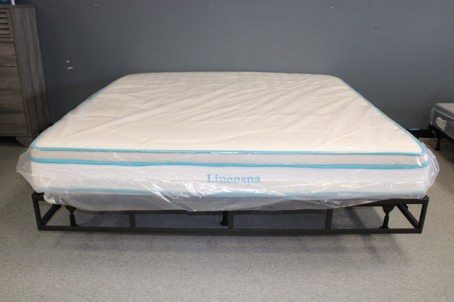8 Linenspa Hybrid Full Mattress