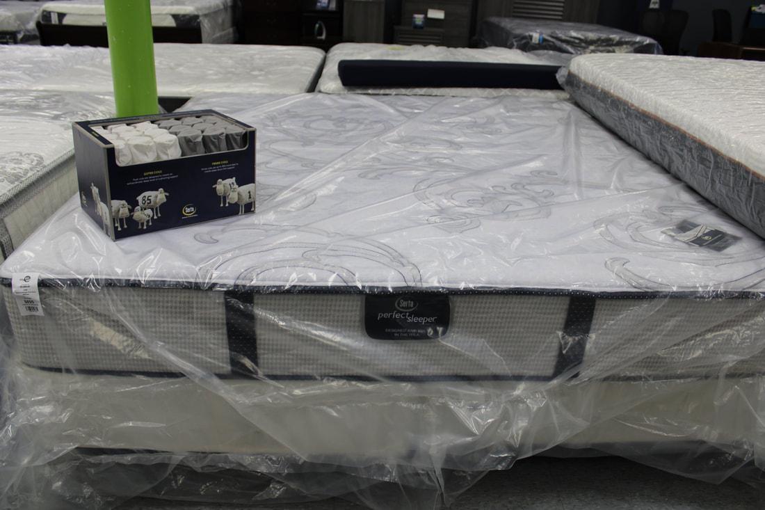 serta northlight king mattress