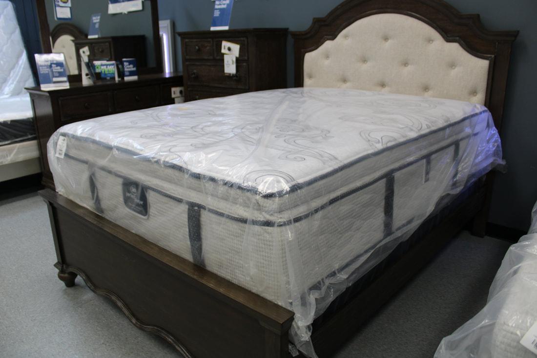 serta super pillow top queen mattress